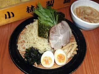 特製平打麺使用つけ麺