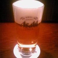 アサヒ樽生ビール
