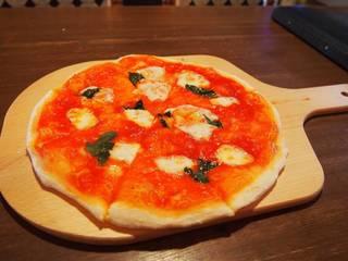 自家製ピザのランチ(マルゲリータ)
