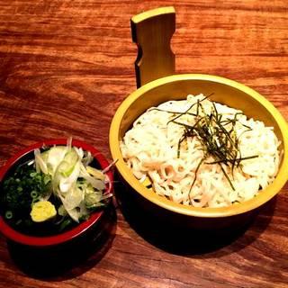 おけ盛りコシヒカリ麺