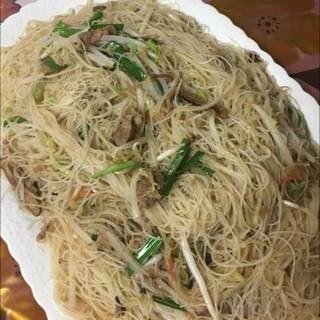 炒米粉(焼きビーフン)