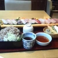 波奈の彩り寿司御膳