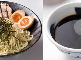 ブラックつけ麺