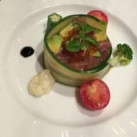 フランス料理ハーフコース