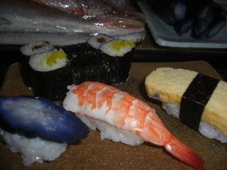寿司サービスランチ