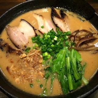 焼豚麺(無添加)