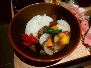 おもき特製 松阪野菜の和カレー 八丁味噌仕立て