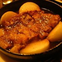 豚のオーブンステーキ