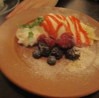 豆乳仕立てのレアチーズケーキ