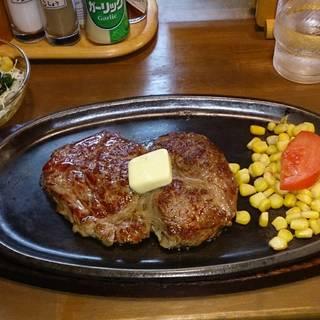 ランチステーキセット