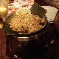 イカのココナッツ焼き