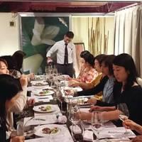 ワイン入門と料理を楽しむ会(定員8名※会により変動有)
