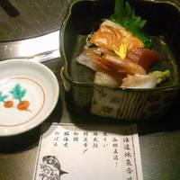 北海道地魚6種盛り