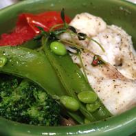 鮮魚・野菜・ハーブ