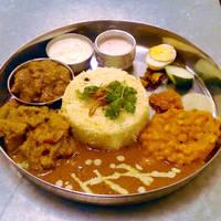 インド家庭料理 mllenga