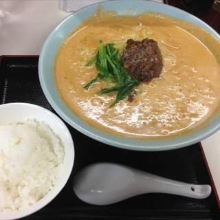 坦々麺(激辛)