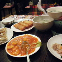 本格中華食べ放題