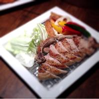福岡玄米豚 リブポークステーキ