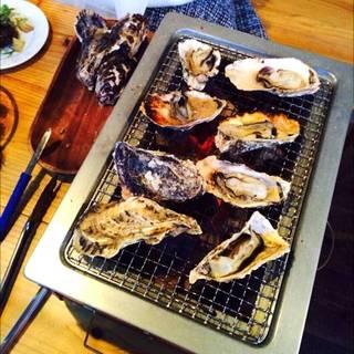 オシャレ焼き牡蠣食べ放題セット