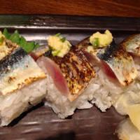 さんまの棒寿司ハーフ