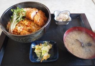 天塩タコキムチ丼