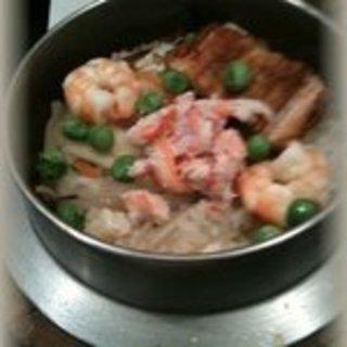 奈良七種特製釜飯