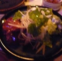 てり焼鳥サラダ