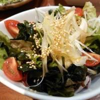 レディースセットチョレギサラダ