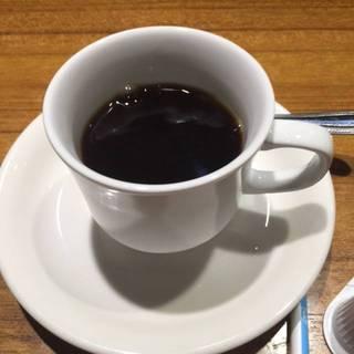 ホットコーヒー(ドリンクバー)