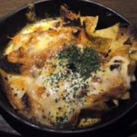 クアトロチーズのナチョス
