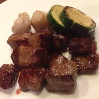 鹿児島 国産牛のサイコロステーキ