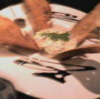 マグロとアボガドのタルタルサラダ