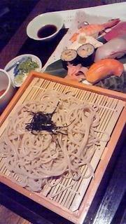 ランチ寿司セット(限定20食)