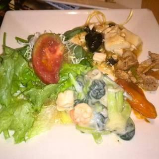 前菜&季節のサラダ
