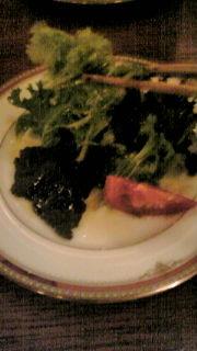 鎌倉地野菜のサラダ