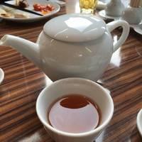ホットウーロン茶