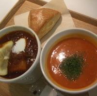オマール海老とわたり蟹のスープ
