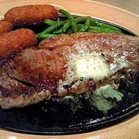 黒毛和牛ロースステーキセット