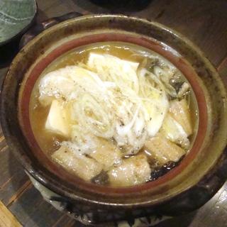 天然鰻の京風う鍋