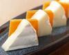 桜島大根味噌漬けと カマンベールチーズ
