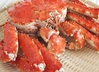 4)タラバ蟹の天婦羅