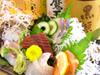 新鮮鮮魚5種盛り