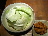 肉味噌キャベツ