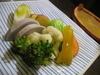 季節の神戸野菜の 豆乳バーニャカウダ