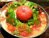 爆裂トマト鍋