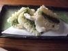 チーズ天ぷら
