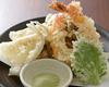 四季の天ぷら盛合わせ