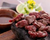 馬肉石焼ステーキ