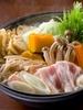 毎年定番の恒例鍋 味噌ちゃんこ
