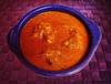 南インドのチキンカレー